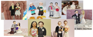 shiny creations custom made cake toppers and ornaments