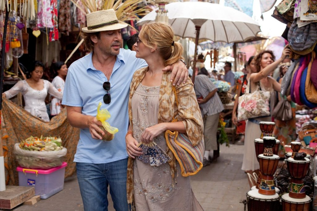 Eat, Pray, Love, 15 Movies to Inspire Your Summer Holiday.