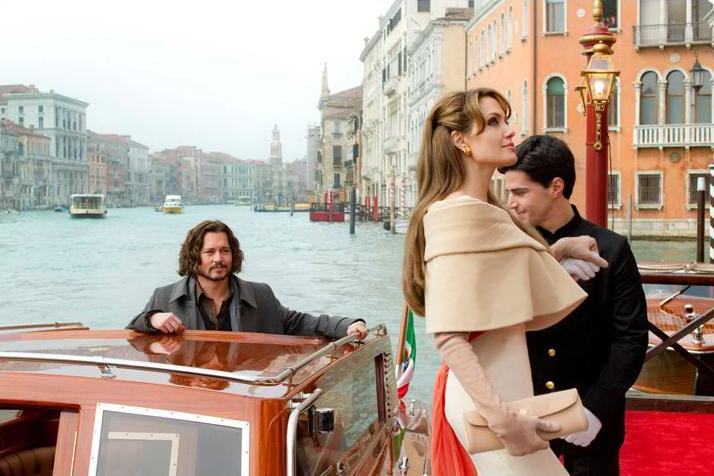 The Tourist, 15 Movies to Inspire Your Summer Holiday.