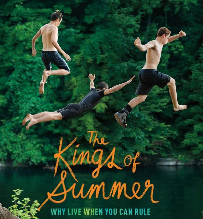 Kings of Summer, 15 Movies to Inspire Your Summer Holiday.