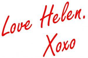 Love Helen Xoxo